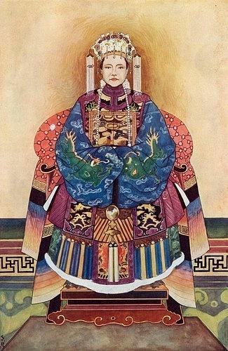Dračí císařovna Tz'u-hsi