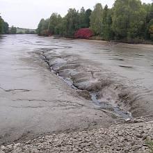 Následky vodní eroze