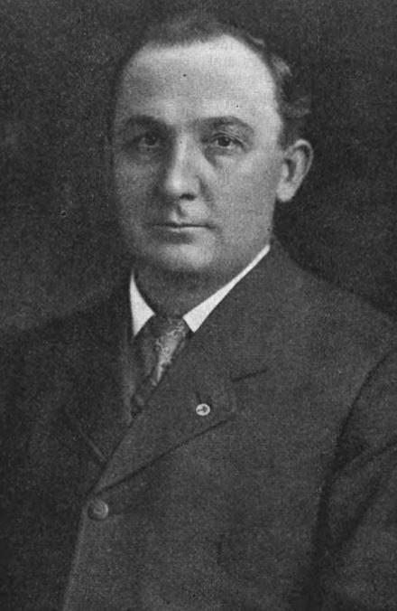 Nejzámožnější český krajan vClevelandu Frank J. Vlchek