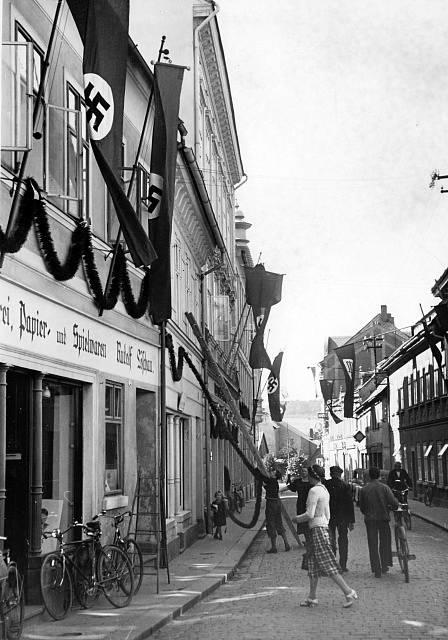 Šluknov v době mnichovské krize