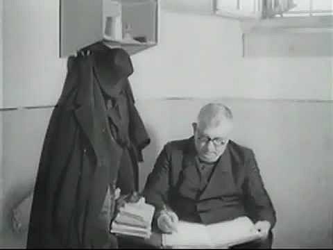 Jozef Tiso během soudního procesu