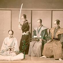 Rituál seppuku (harakiri) měl jasná pravidla