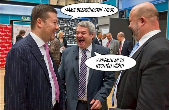 Konspirátor Radek Koten zasedl s pomocí KSČM v čele bezpečnostního výboru Parlamentu ČR