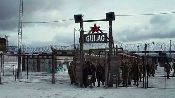 Gulag - ilustrační foto