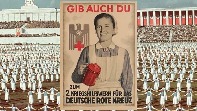 Propaganda nalákala do služeb SS řadu mladých dívek.