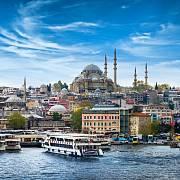 Ilustrační foto - Turecko, Istanbul, mešity.