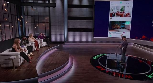 Nápadům soutěžících naslouchají Jessica Alba, Will.i.am, Gwyneth Paltrow a Gary Vaynerchuk