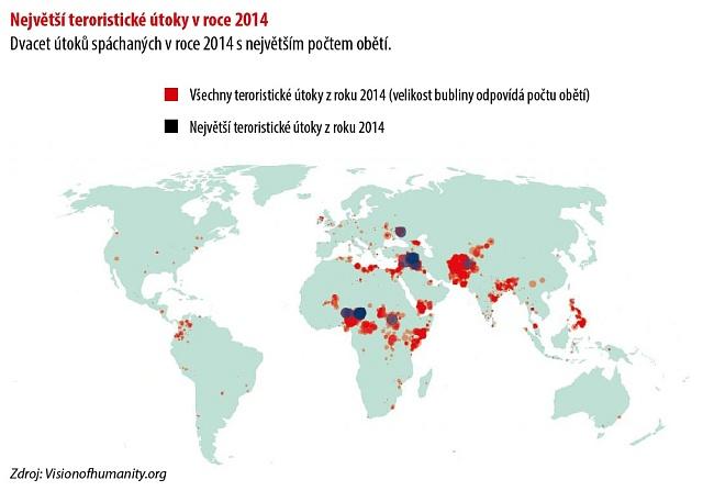 Teroristické útoky vroce 2014.