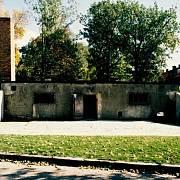 Krematorium v táboře Osvětim - Březinka