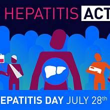Světový den hepatitidy připadá na 28. července.