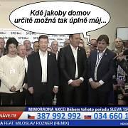 Poslanec za SPD Miloslav Rozner představuje pro internetové vtipálky vděčný zdroj inspirace.