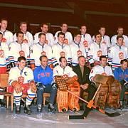 československá hokejová reprezentace na ZOH v Grenoblu v roce 1968