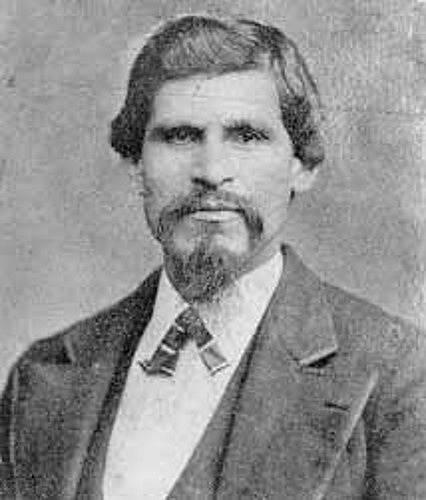 Tiburcio Vásquez byl nejen banditou, ale také milovníkem žen.