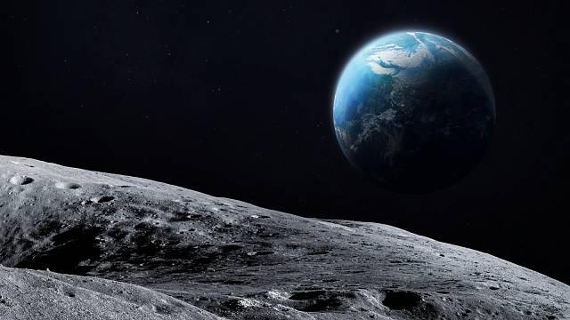 Měsíc je naší Zemi nejblíže. Jak by se tam žilo?