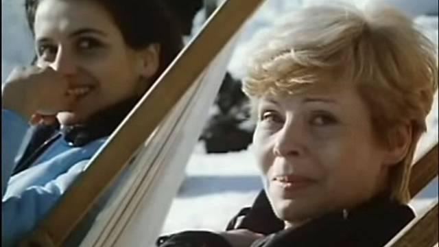Valentina Thielová jako Boženka ve snímku Sněženky a machři