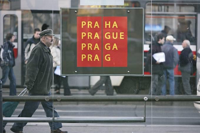 Praha používá logo od Studia Najbrt už 15 let