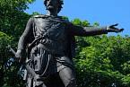 Socha Williama Wallace v Aberdeenu