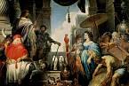 Královna ze Sáby na návštěvě u Šalomouna