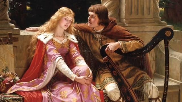 Ženy chtěly krásně vonět i v období temného středověku.