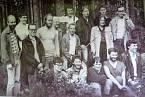 Koníček v Rychlebských Horách, kde se 25. června 1989 konalo poslední větší setkání představitelů demokratické opozice z Československa s polskými přáteli