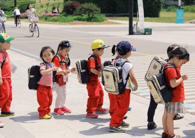 Coby jihokorejská rodačka podpořila vzdělání dětí v rodné zemi.
