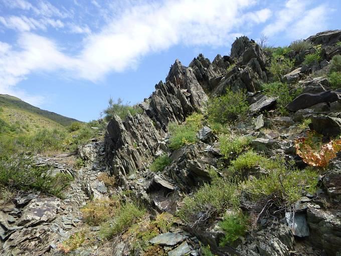 Z jihokazašského pohoří Karatau