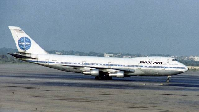 Unesené letadlo Pan Am, let 73