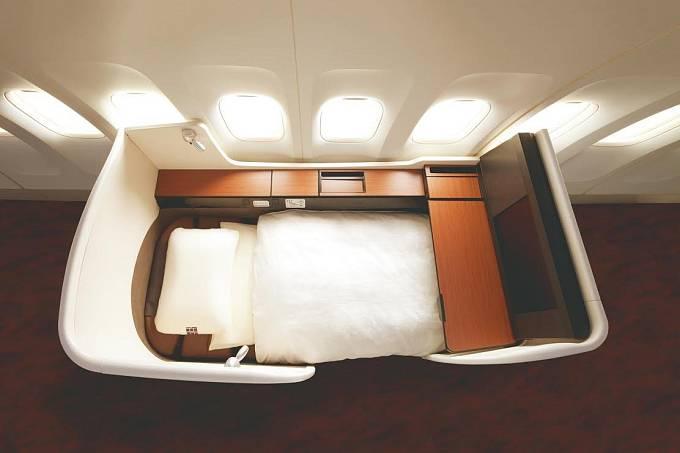 Na linkách Japan Airlines připravuje jídlo šéfkuchař s třemi Michelinskými hvězdami.