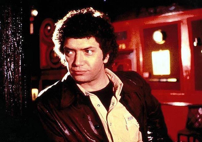 Martin Shaw jako Doyle v seriálu Profesionálové