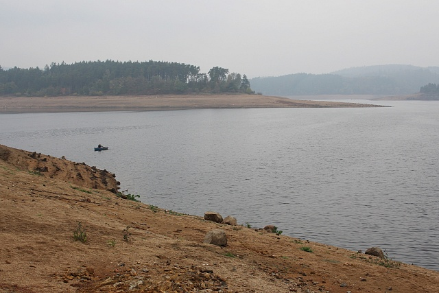 Přehradní nádrže deficit kvalitní pitné vody nezachrání.