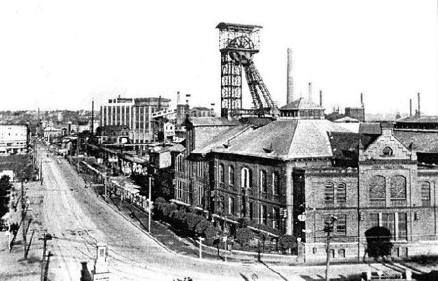 Rothschildův důl Šalamoun vOstravě