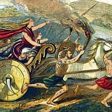 Keltská královna Boudica