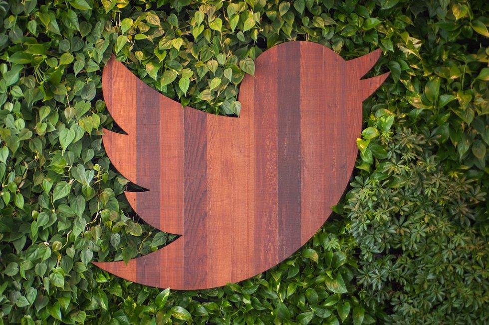 Logo sociální sítě Twitter