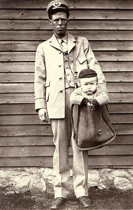 Většinou se rodiče odvážili svou ratolest poslat jen na krátkou vzdálenost