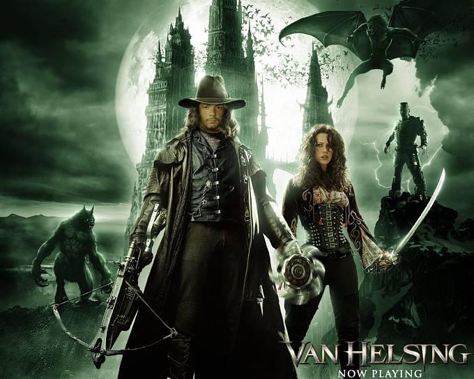 Dokonce i Van Helsing, čerpající část inspirace z drákulovské legendy, si pro druhou část došel do Japonska