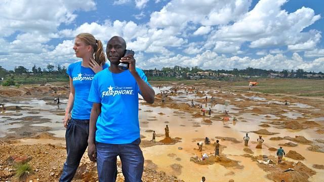 Fairphone dbá na transparentní dodavatelské řetězce