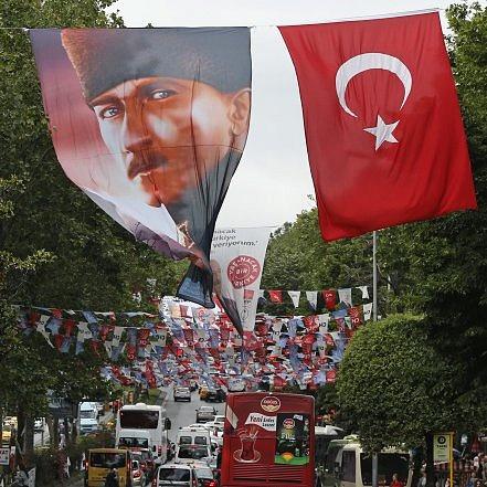 Mustafa Kemal Atatürk, zakladatel Turecka