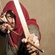 Dodnes je záhadou, zda Robin Hood skutečně existoval.