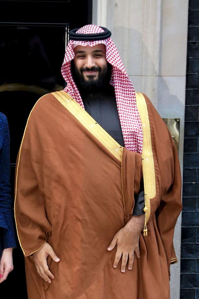 Saudský korunní princ Mohammed bin Salman vydražil obraz za 450milionů dolarů