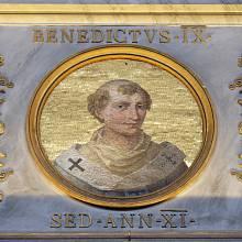 Papež Benedikt IX byl považován za zhýralého a hříšného