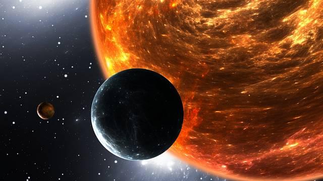 Existuje ve vesmíru exoplaneta podobná Zemi?