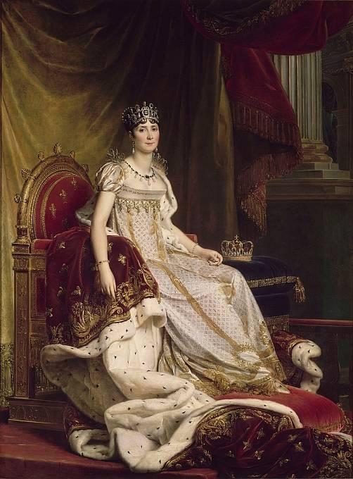 Přestože vyrostla na plantáži, stala se císařovnou.
