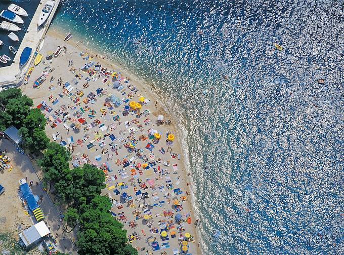 Makarska, Chorvatsko