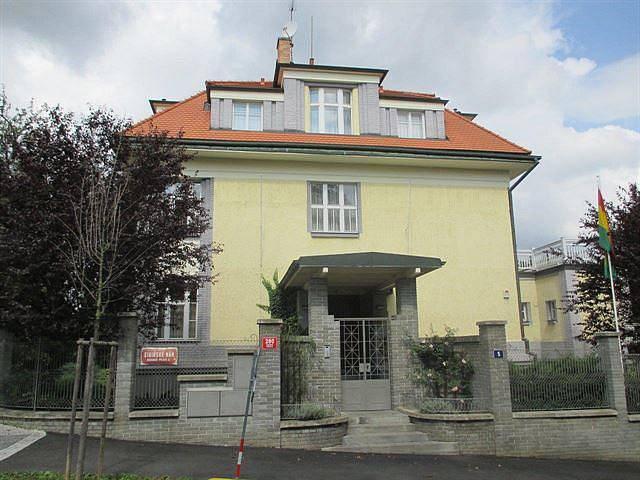 Krausova vila vpražském Bubenči (1907)