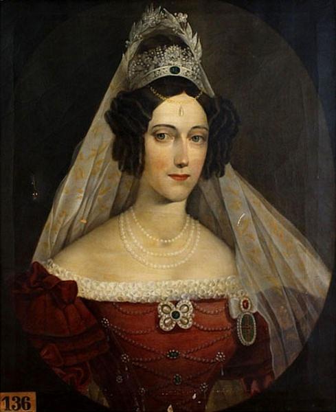 Poslední česká korunovaná královna Marie Anna Savojská (1803-1884)