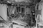 Exploze zabila čtyři muže, Hitler ale vyvázl téměř nezraněn.