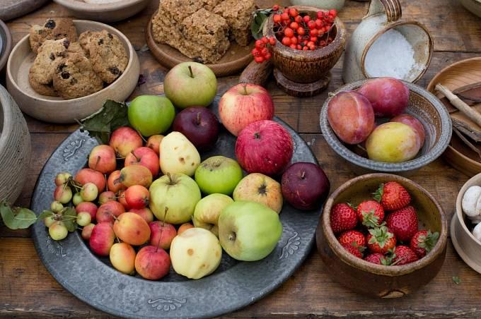 Bez ovoce bylo to ve středověku opravdu nešlo