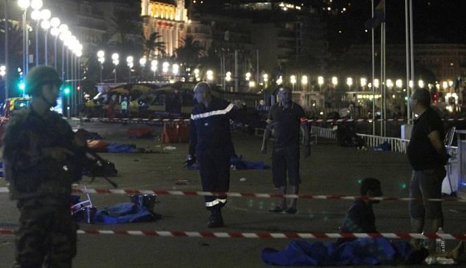 14. 7. 2016, Nice, Francie, 84 mrtvých