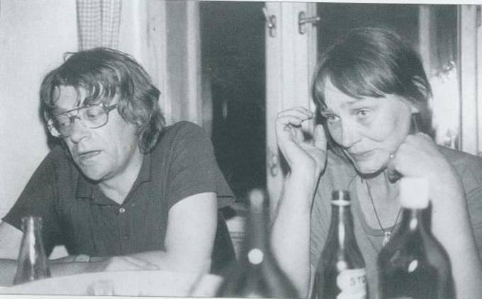Dana a Jiří Němcov