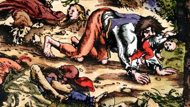 Za vlkodlaka se považoval každý, kdo byl více ochlupený nebo měl špičatější uši